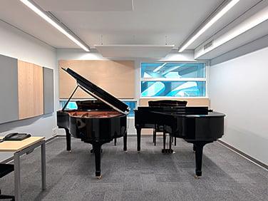 piyano odası ses izolasyonu