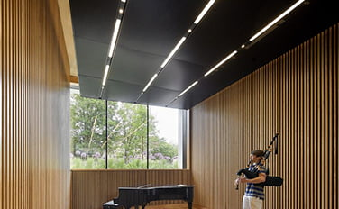 piyano odası tavan kaplama