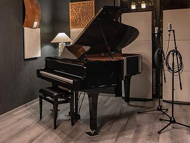 piyano salonu ses izolasyonu