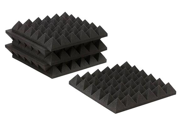 ses düzenleme süngeri piramit sünger