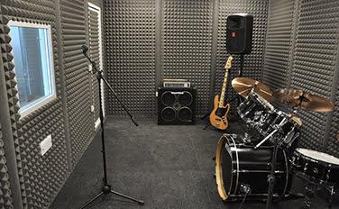 ses kayıt odası zemin kaplama