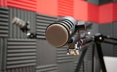 ses kayıt odası duvar kaplama