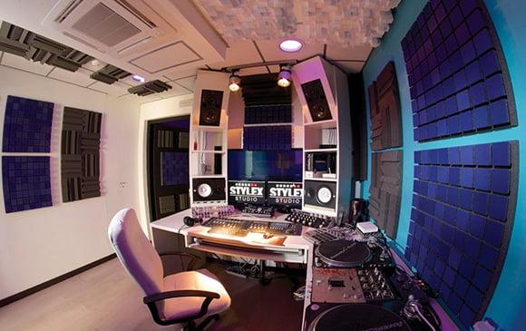 stüdyo ses izolasyonu