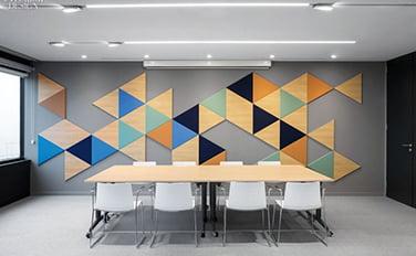 toplantı odası duvar kaplama