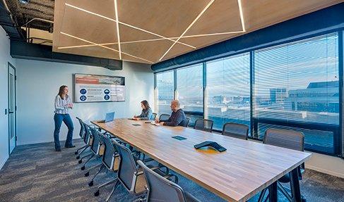 toplantı odası ses izolasyon malzemeler