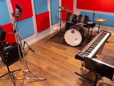 vocal odası akustik ses yalıtımları