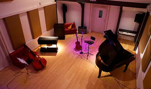 vocal odası ses izolasyonu