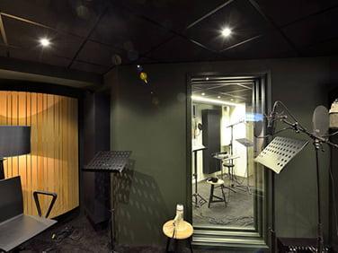 vocal odası ses yalıtımları