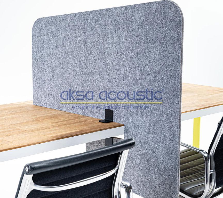 acousti felt polyester table seperators