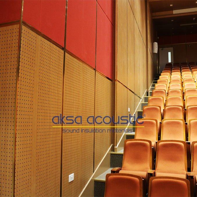 ahşap akustik duvar panelleri