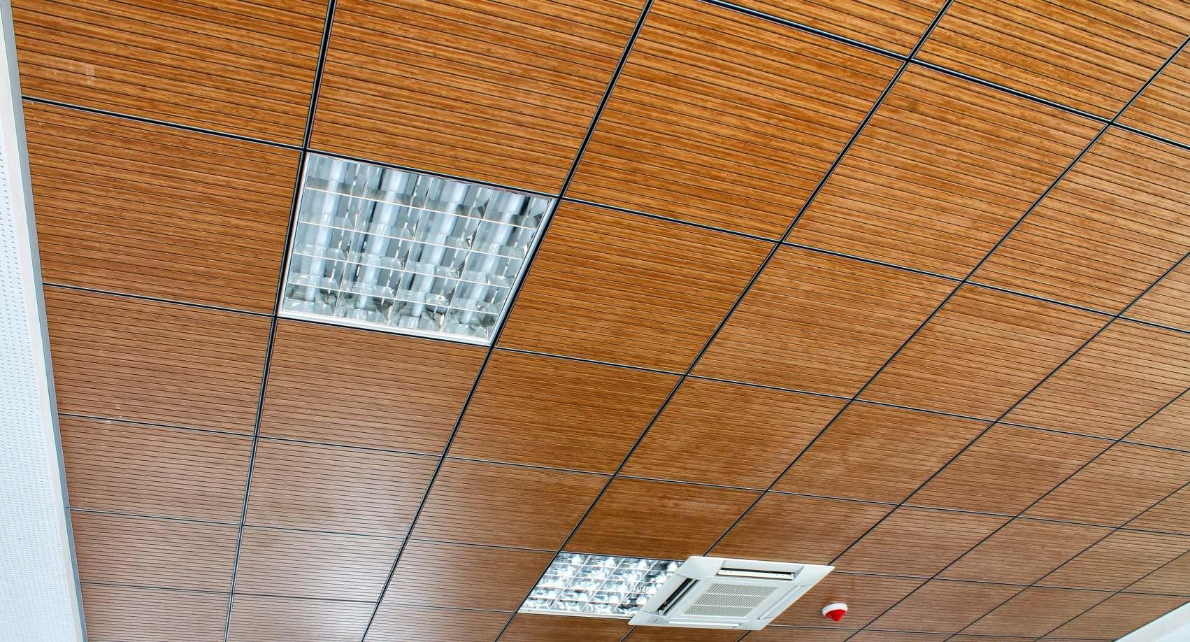 ahşap asma tavan sistemleri