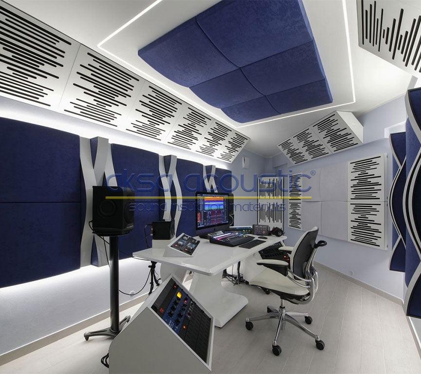 ahşap difüzör basstrap panel stüdyo paneli