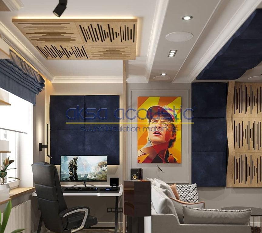 aksa akustik difüzör paneli fiyatları