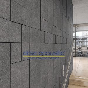 aksa akustik felt