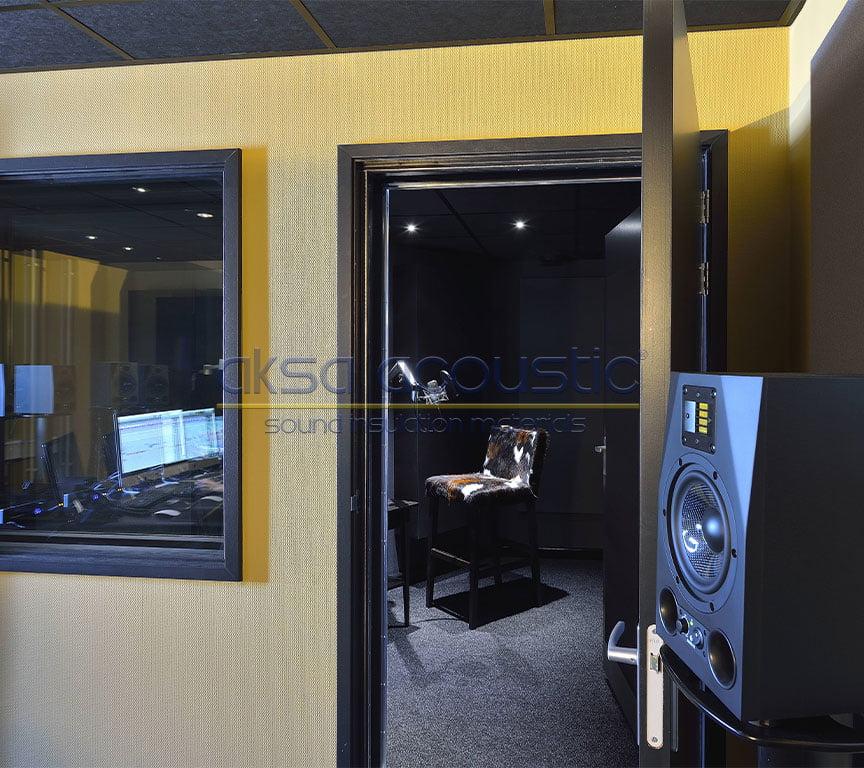akustik camlı ses yalıtımlı kapı fiyatları