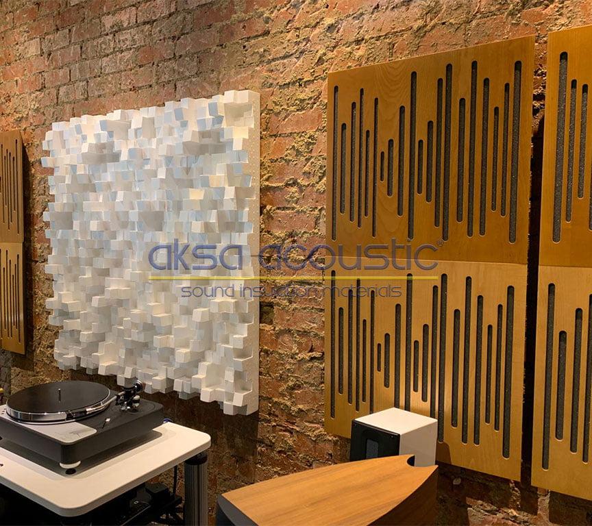 akustik difüzör paneli fiyatları