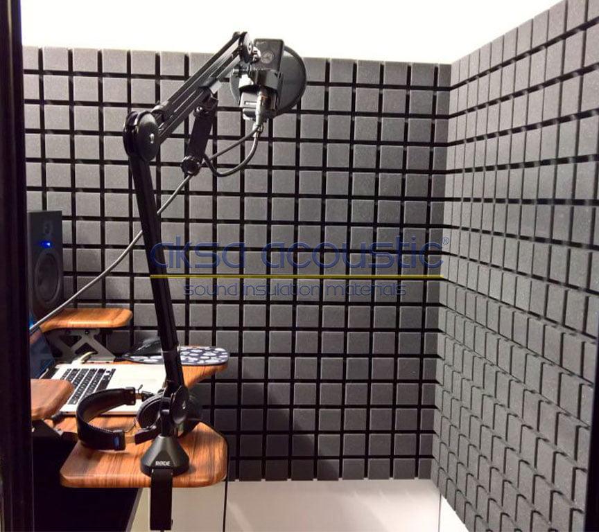 akustik düzenleme malzemeleri