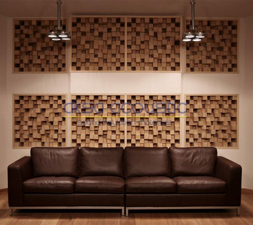 akustik hobi ses düzenleme odası panelleri