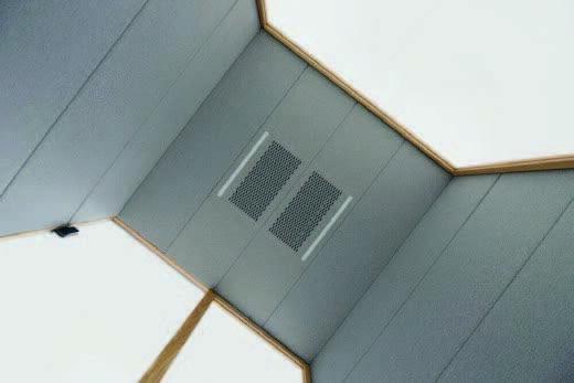 akustik kabin havalandirma sistemi