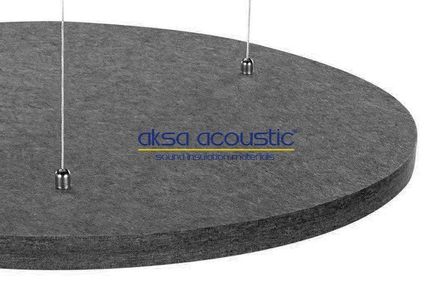 akustik keçe tavan panelleri