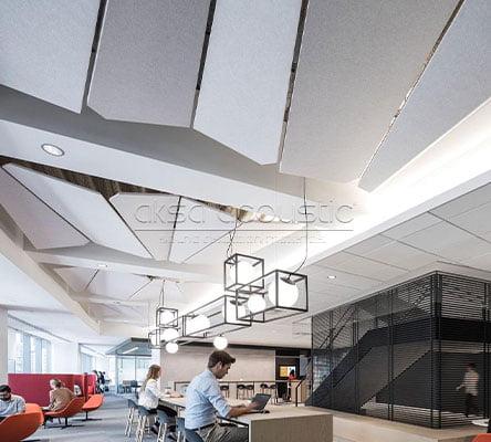 akustik keçe yüzer tavan paneli fiyatları