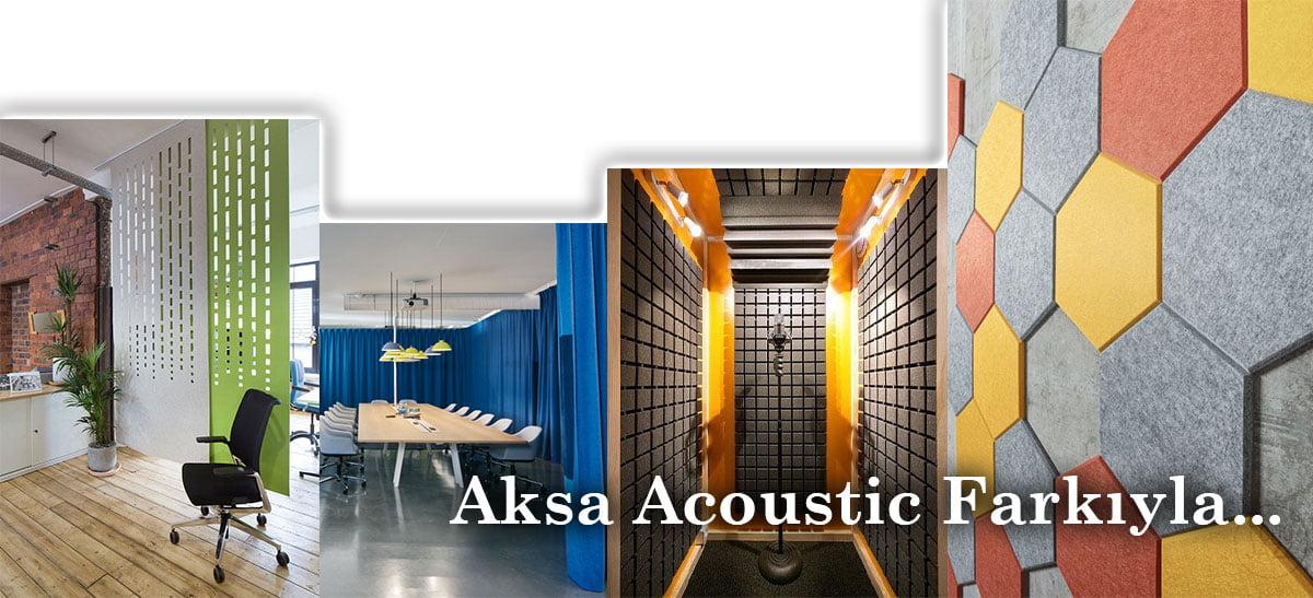 akustik malzemeler