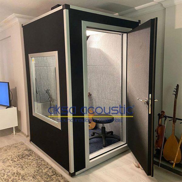 akustik müzik kabinleri