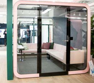 akustik ofis kabini toplantı
