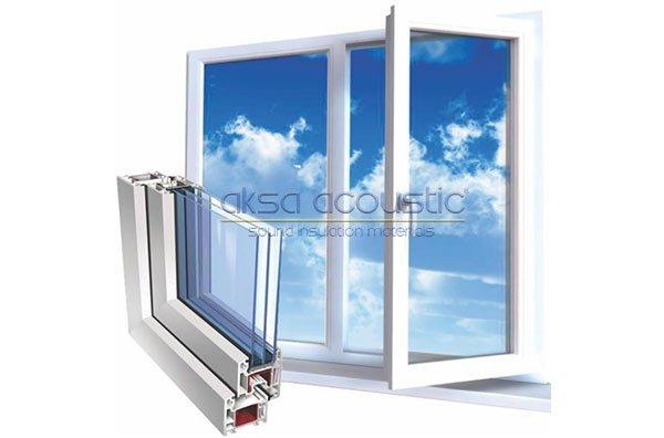 akustik ses yalıtımlı cam