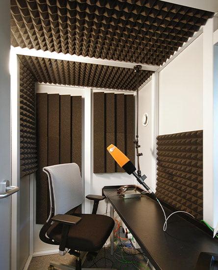 akustik stüdyo malzemeleri