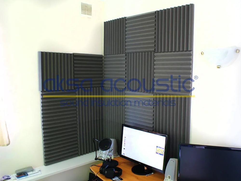 akustik sünger duvara nasıl uygulanır