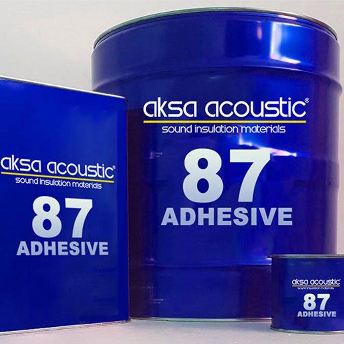 akustik sünger yapıştırıcısı