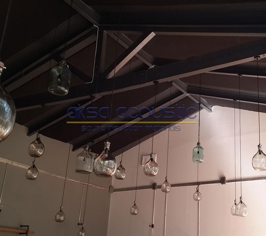 bariyerli akustik bondex süngerler
