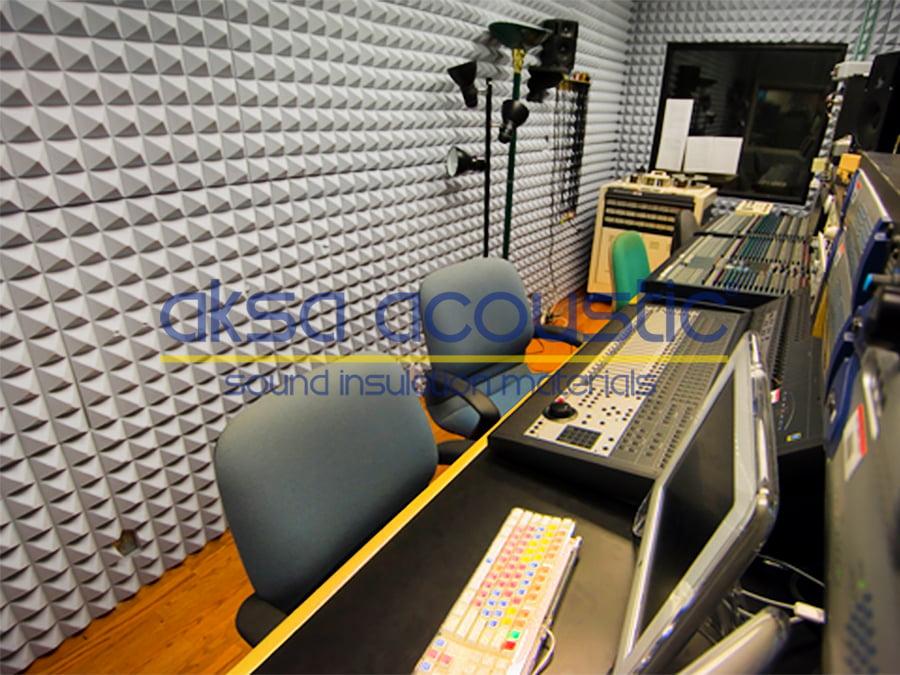 ses kayıt stüdyosu akustik