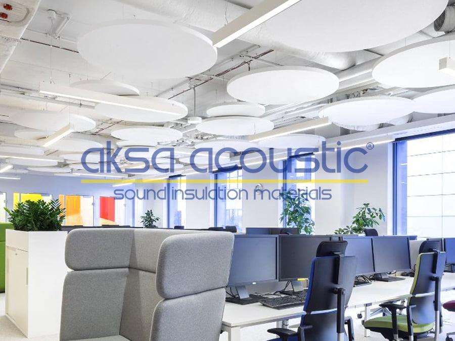 ofis akustik çözümleri