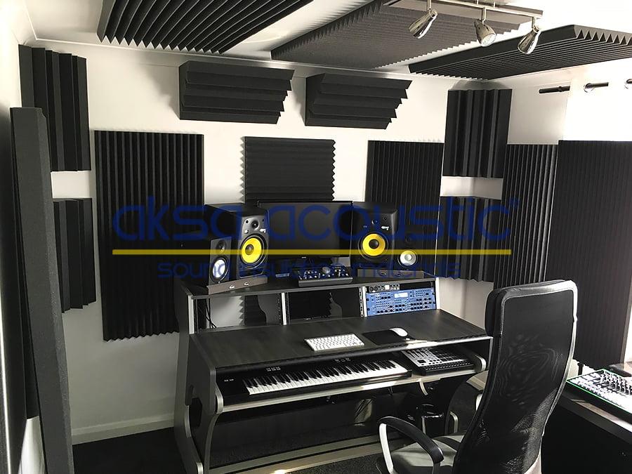 basttrap stüdyo ses yalıtım malzemesi