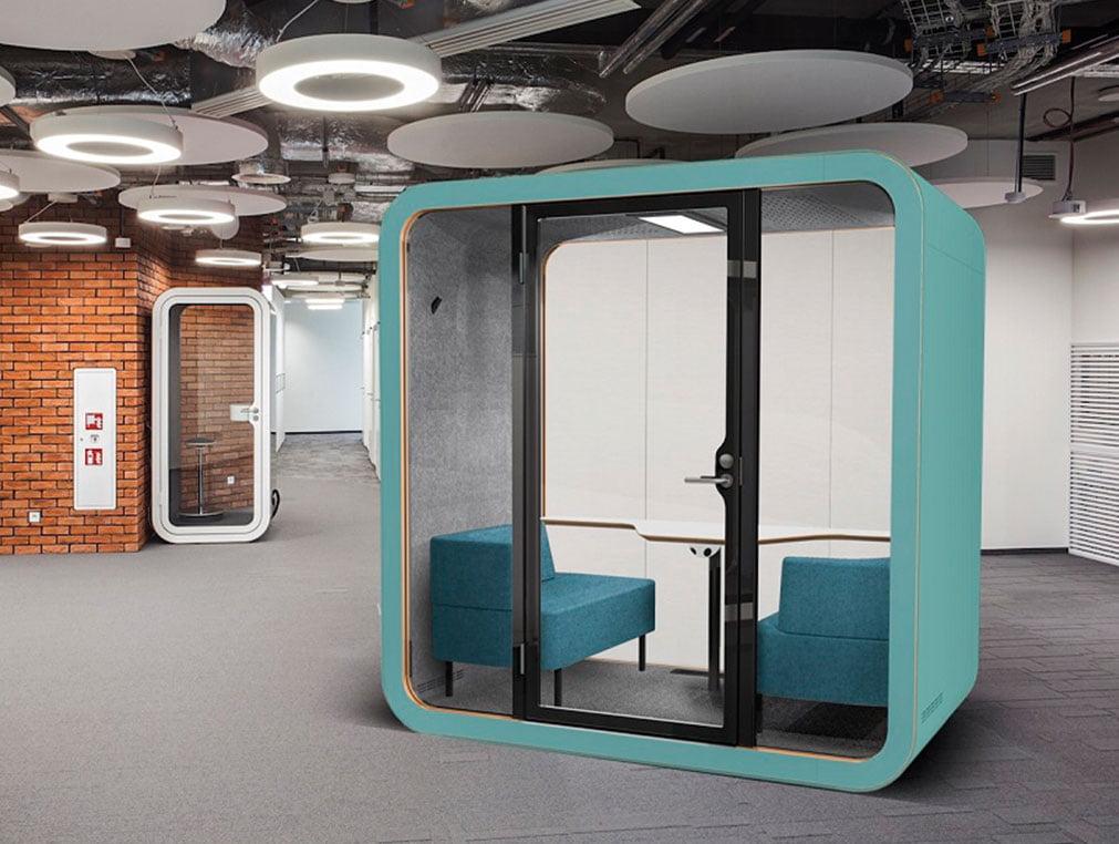 çalışma kabini ofis mobilyaları