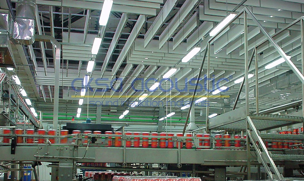 acoustic solutions for manufactury