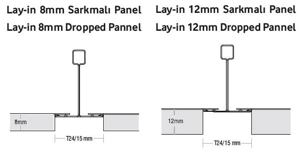lay in asma tavan paneli