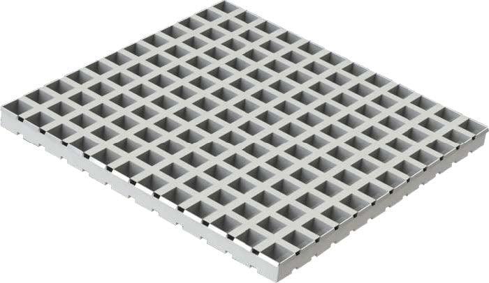 metal petek asma tavan paneli sistemleri