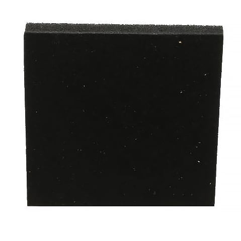 nonwoven acoustic foam