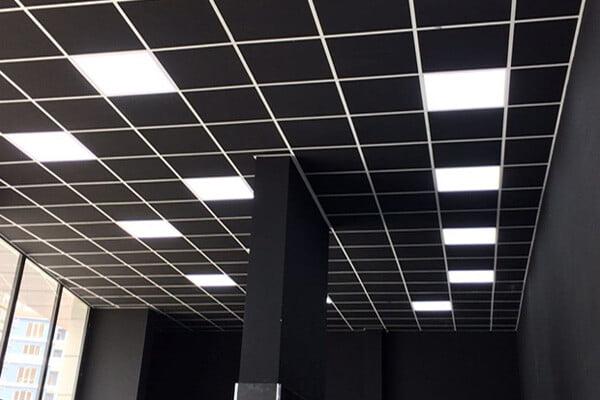 polo black akustik asma tavan paneli