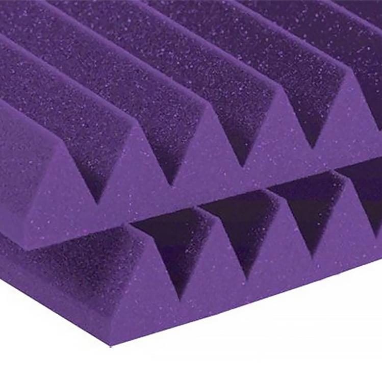 renkli akustik zigzag