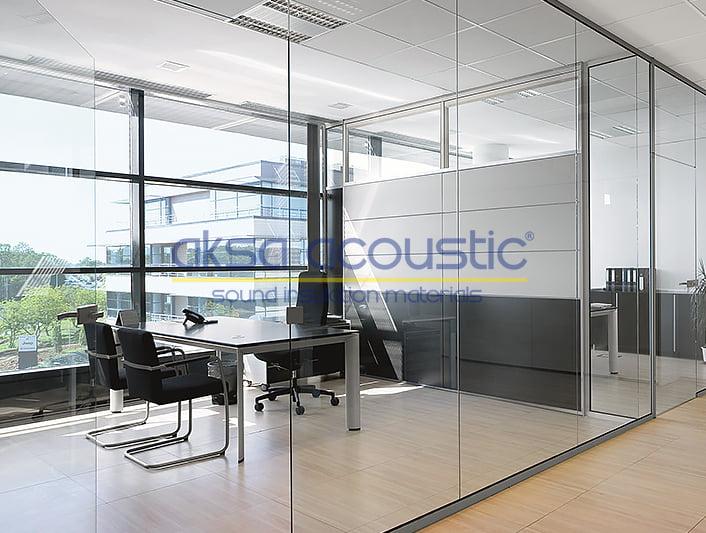 ses yalıtımlı akustik cam