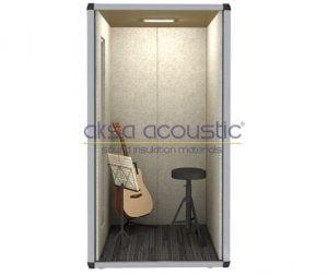stüdyo müzik kabini