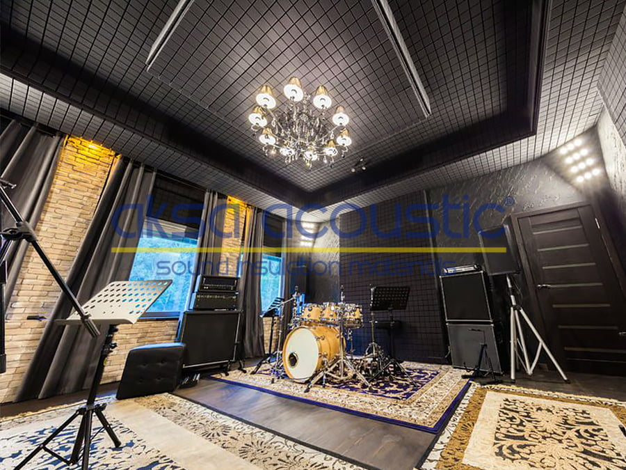 kırklareli stüdyo ses yalıtımı
