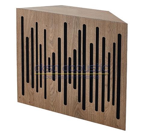akustik ahşap basstrap panel