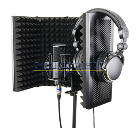 mikrofon yalıtım paneli