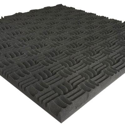 yanmaz akustik labirent sünger m2 fiyatları ses yalıtımı