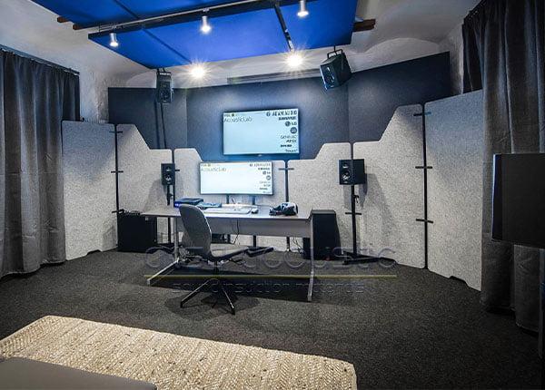akustik stüdyo paravanları